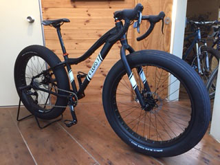9ZERO7 FAT ROAD BIKE