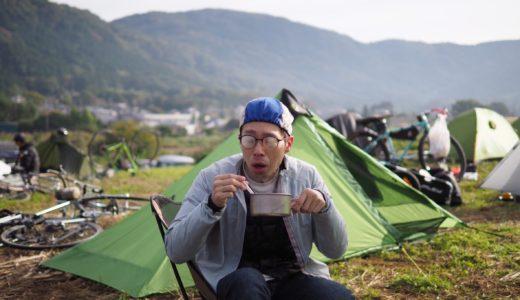 BIKE&CAMP 2日目